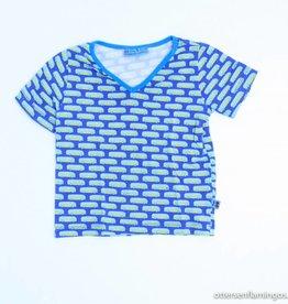 froy en dind T - Shirt bussen, Froy en Dind - 74/80
