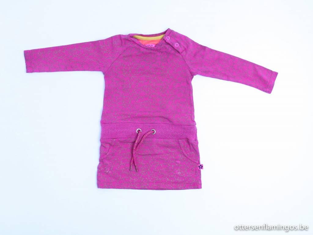 Kidz-art art.nr. KMES012 Roze kleedje, Kidz-Art - 74