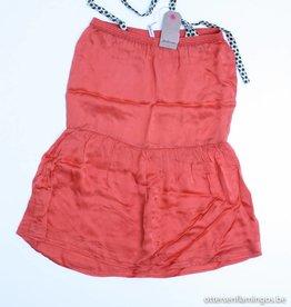 Bellerose Rood satijnen kleedje, Bellerose - 128