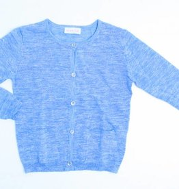 Simple Kids Lichtblauwe cardigan, Simple Kids - 116