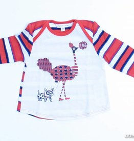 Little Marc Jacobs Longsleeve T - Shirt, Little Marc Jacobs - 74