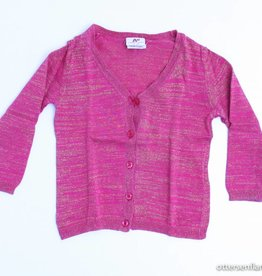 American Outfitters Roze cardigan gouddraad, AO - 92