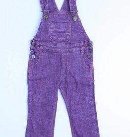 Fred & Ginger (FNG) Paarse jeanssalopet, Fred en Ginger - 74
