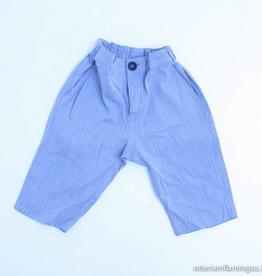 Dries Van Noten Lichtblauw broekje, Dries Van Noten - 68