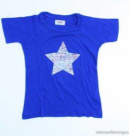 Maan T - shirt ster, Maan - 104