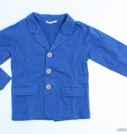 Gold Blauw blazervestje, Gold - 104