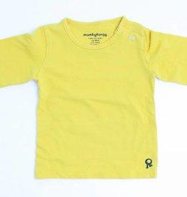 mambotango Gele longsleeve T - Shirt, Mambotango - 86/92