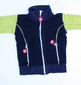 Kik Kid Zwart/geel sponsvestje, Kik Kid - 98