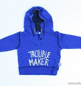 CKS (FNG) Blauwe sweater, CKS - 62