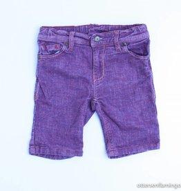 Fred & Ginger (FNG) Paarse jeansshort, Fred en Ginger - 116
