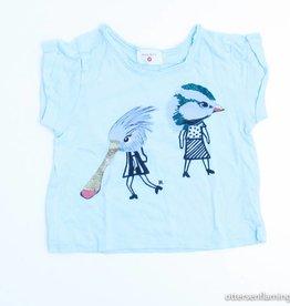 Hilde en Co (FNG) Muntgroene T - Shirt, Hilde en Co - 104