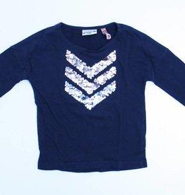CKS (FNG) Zwarte longsleeve T - Shirt, CKS - 98