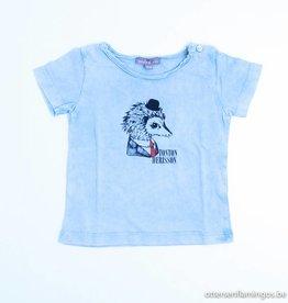 Emile et Ida Muntgroene T - Shirt, Emile et Ida - 80
