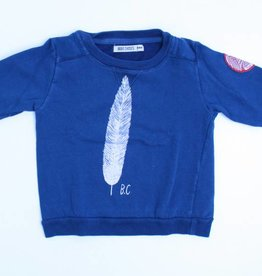 Bobo Choses Blauwe sweater, Bobo Choses - 86/92