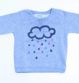 Anive Grijze sweater wolk, Anive - 92