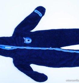 Smafolk Blauw teddypakje, Smafolk - 80