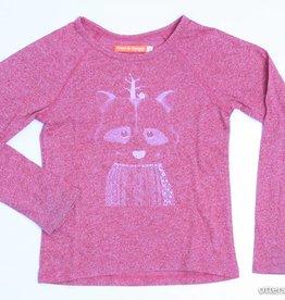Fred & Ginger (FNG) Roze longsleeve T - Shirt, Fred en Ginger - 116