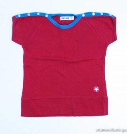 Kik Kid Rode T - Shirt, Kik Kid - 116