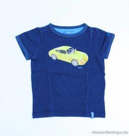 Borz Blauwe T - Shirt auto, Borz - 110/116