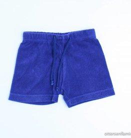Woody Donkerblauw sponsshortje, Woody - 98
