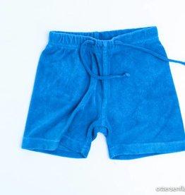 Woody Blauw/groen sponsshortje, Woody - 86