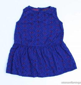 Gold Blauw kleedje, Gold - 86