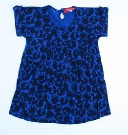 Zorra Blauw/zwart kleedje, Zorra - 98