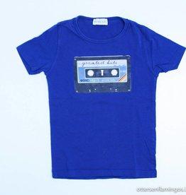 Simple Kids Blauwe T - Shirt, Simple Kids - 116
