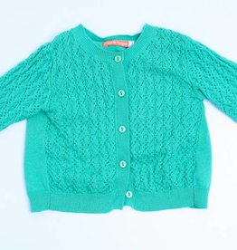 Fred & Ginger (FNG) Groene cardigan, Fred en Ginger - 104