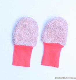 Kiekeboe (FNG) Roze wantjes, Kiekeboe - 68/80