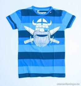 Danefae Gestreepte T - Shirt, Danefae - 140