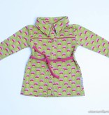 Baba art.nr. GDC038 Geel longsleeve kleedje, Ba*Ba - 62