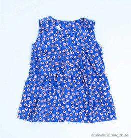 Filou & Friends Velours kleedje, Petit Filou - 68
