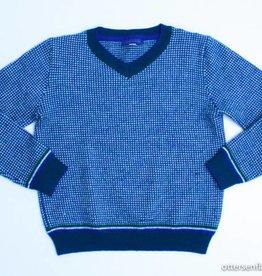 Simple Kids Trui V - hals, Simple Kids - 128