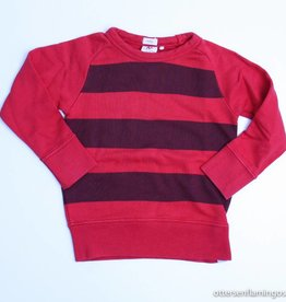 American Outfitters Rood gestreepte sweater, AO - 104