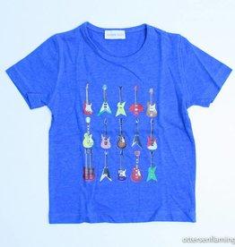 Simple Kids T - Shirt gitaren, Simple Kids - 98