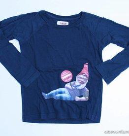 Maan Longsleeve T - Shirt kabouter, Maan - 104