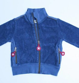 Kik Kid Grijs/blauw sponsvestje, Kik Kid - 98