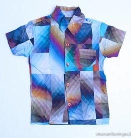Chat Mechant Kleurrijk hemd, Chat Mechant - 104