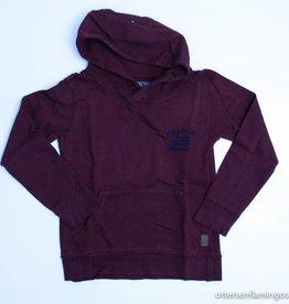 Retour Donkerrode hoodie, Retour - 116
