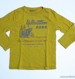 Hartford Gele longsleeve T - Shirt, Hartford - 116