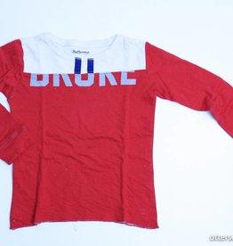 Bellerose Rode longsleeve T - Shirt, Bellerose - 116