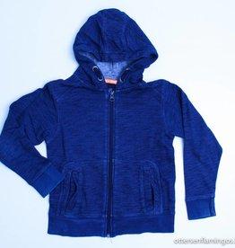 Fred & Ginger (FNG) Blauwe sweatervest, Fred en Ginger - 116
