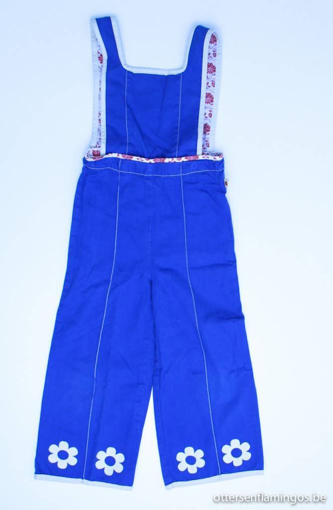 Albakid art.nr. EVDD060 Blauw broekpakje, Albakid - 110/116