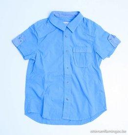 Van Hassels Blauw hemd, Van Hassels - 104