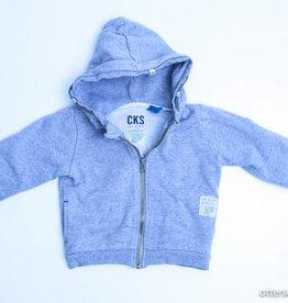CKS (FNG) Grijze sweatervest, CKS - 92