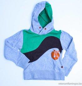 Smafolk Grijze sweater, Smafolk - 110/116
