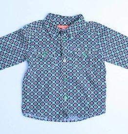 Fred & Ginger (FNG) Longsleeve hemd, Fred en Ginger - 92