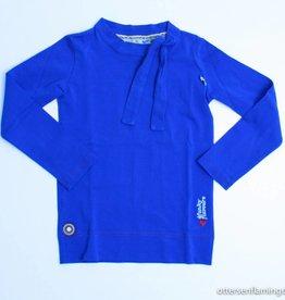 4 Funky Flavours Blauwe longsleeve T - Shirt, 4FF - 110/116