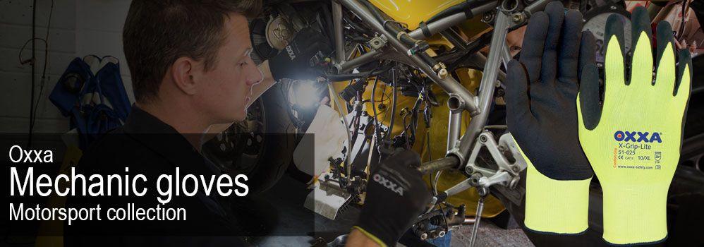 Oxxa Mechanic gloves